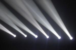 Hiệu ứng đèn sân khấu moving head spot 3