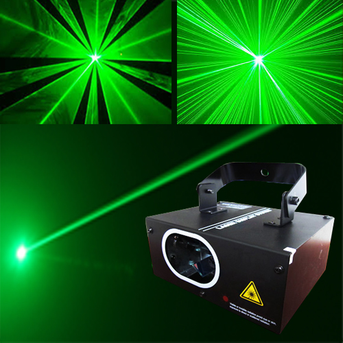 Đèn lazer màn 1 tia green 60mw