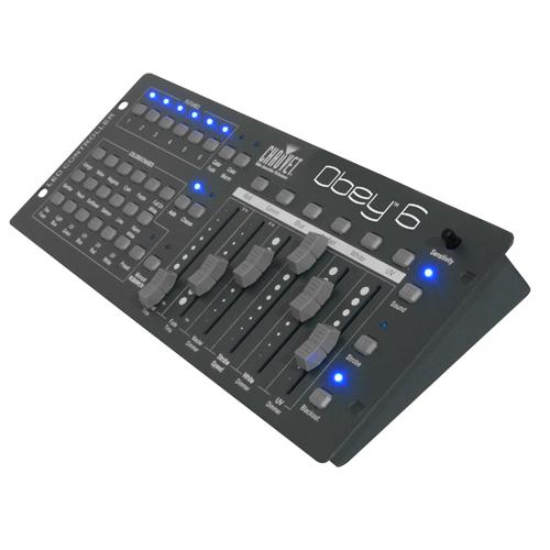 Bảng điều khiển DMX 512