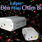 Đèn laser mini chấm bi