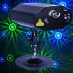 Đèn laser Mini Blue Green