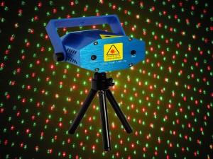 Đèn laser mini cho phòng trà RG