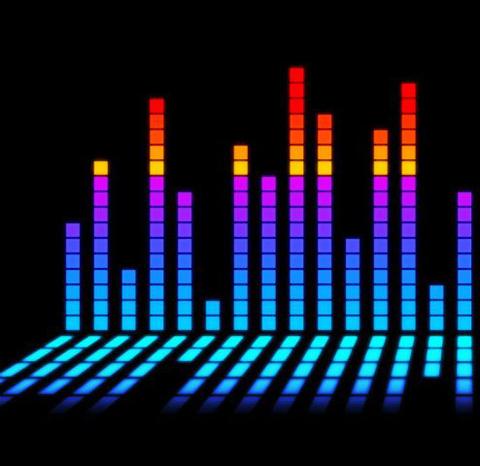 Đèn led full color nháy theo nhạc