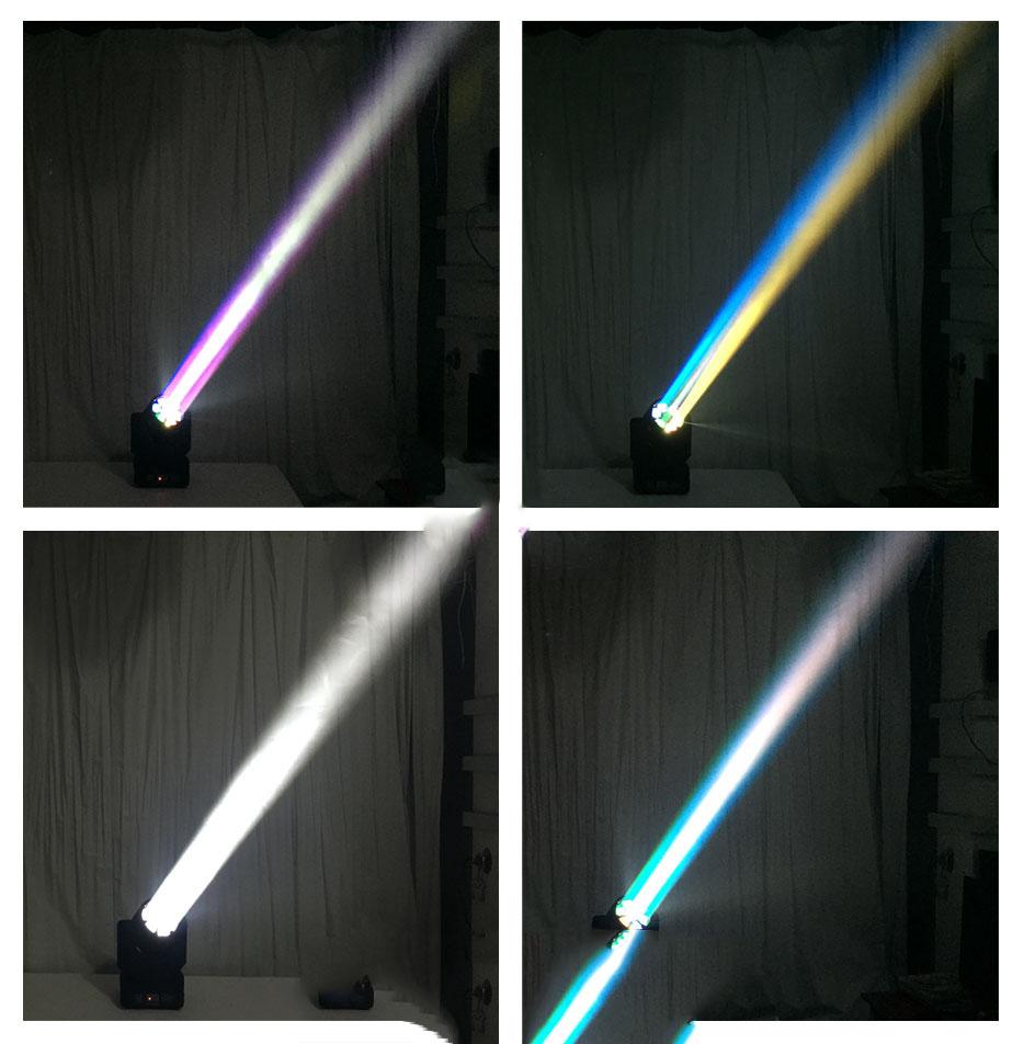 Luồng sáng siêu mạnh của đèn moving head Bee eye mắt ong 7x10W