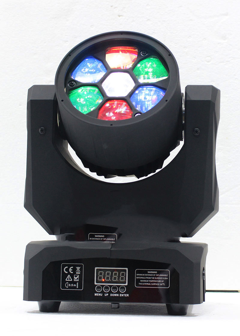 Đèn moving head mắt ong B-EYE 7x10W