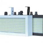 đèn chớp led lsb 270 với công suất chớp sáng mạnh, chớp một màu
