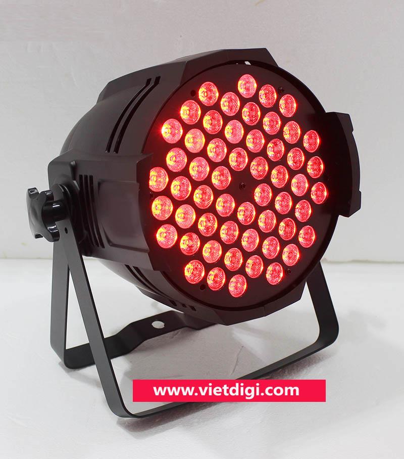 Đèn par led 54x3w 3 trong 1 full color