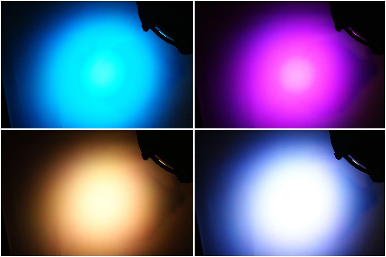 hiệu ứng đèn par