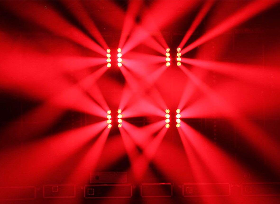 8x10w_red moving head spider