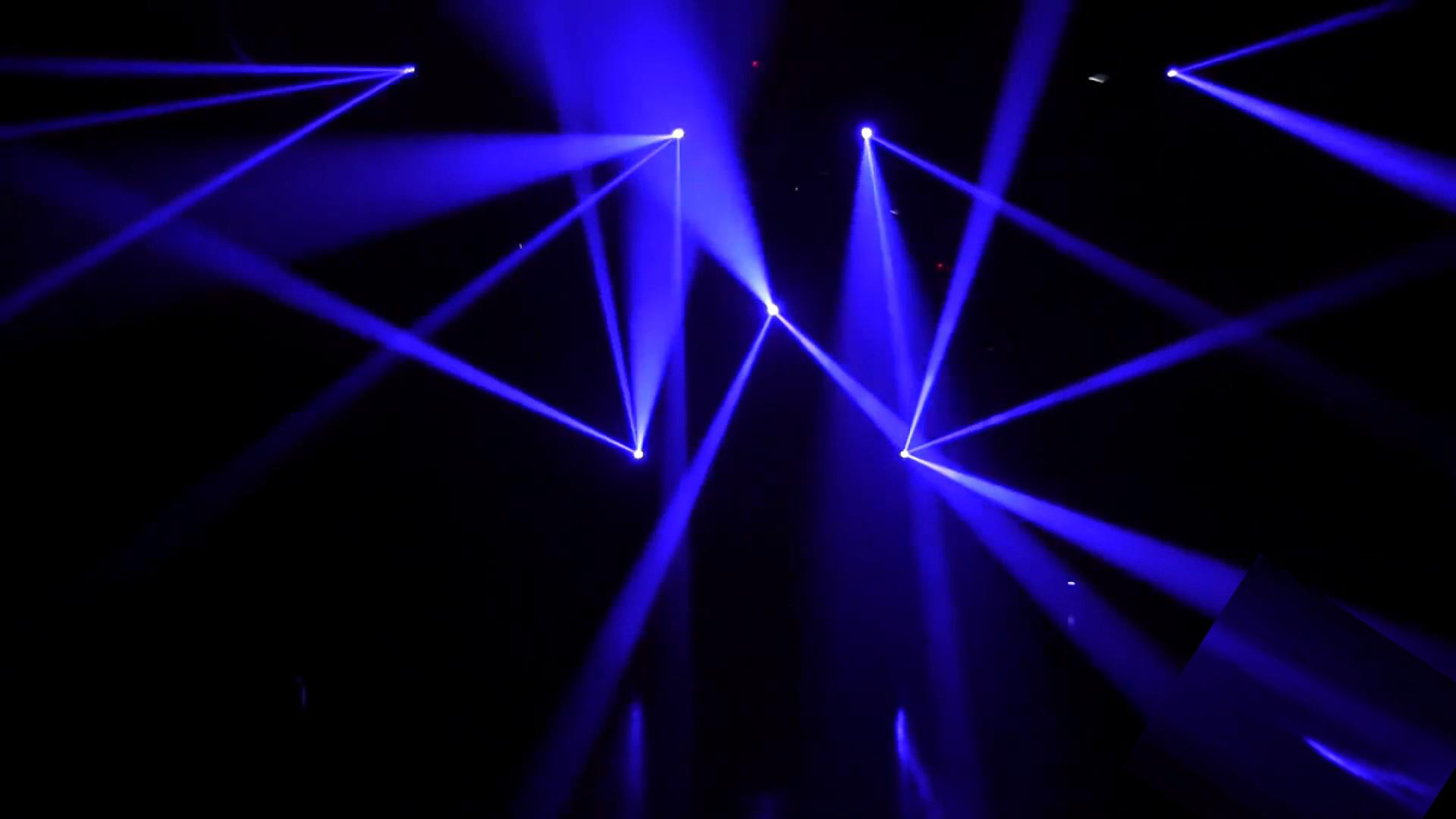 Đèn Sniper trên sân khấu