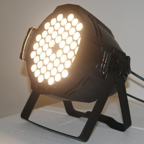 Đèn PAR LED 54x3W vàng trắng ấm