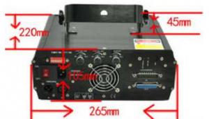 Hình ảnh chi tiết đèn laser tạo hình 3D