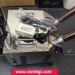 máy bắn kim tuyến thường vỏ inox, máy bắn kim tuyến đa năng vỏ sơn tĩnh điện