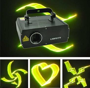 đèn laser tạo hình 3d
