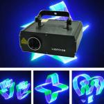Hiệu ứng đèn laser tạo hình 3D