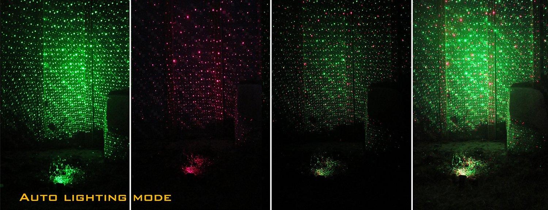 Đèn laser chiếu hình ngoài trời
