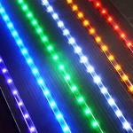 Đèn LED dây RGB được điều khiển màu bằng bộ giải mã DMX decoder