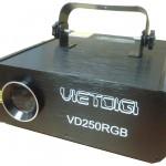Mặt trước VD250RGB