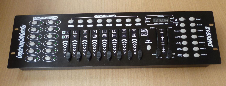 Bảng điều khiển DMX 192