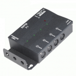 Bộ chia và cách ly tín hiệu DMX 1 vào 4