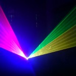 Tia laser quét của đèn