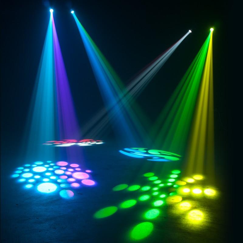Đèn moving head 2 đầu, đèn moving head các loại, đèn sân khấu các loại