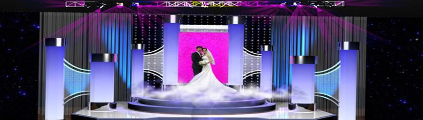 Trong các sự buổi sự kiện đám cưới nói riêng và các tổ chức sự kiện nói chung thì ánh sáng sân khấu là phần không thể thiếu trong việc mang lại những cảm nhận sâu sắc trong buổi sự kiện.