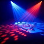 Moving head led spot 60W dành cho sân khấu, quán bar, phòng trà, mang lại hiệu ứng quay tuyệt vời làm nổi bật không gian chiếu tới