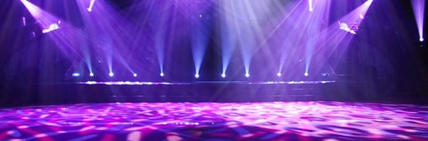 Lắp đặt đèn sân khấu chuyên nghiệp