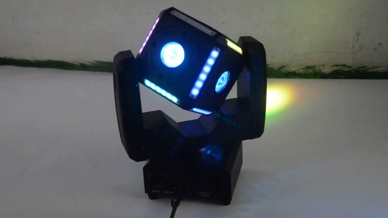 Đèn Cubix moving head lập phương
