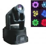 Moving head mini 15W RGB 3 trong 1