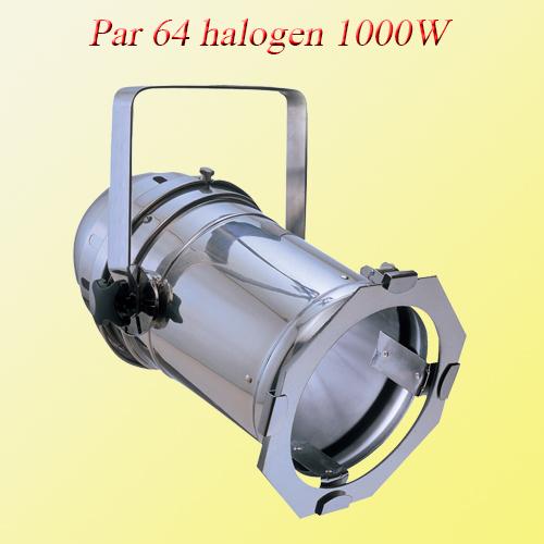 Đèn sân khấu par 64 halogen 1000W, đèn par đánh nền cho sân khấu.