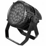 Đèn sân khấu ngoài trời PAR LED 36x3W RGB outdoor với 36 bóng led cree siêu sáng RGB mang lại thứ ánh sáng mềm mại nhiều màu sắc,tiêu chuẩn IP 65 được sử dụng cho hệ thống ánh sáng ngoài trời.