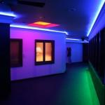 LED trang trí đối màu sử dụng bộ giải mã DMX decoder