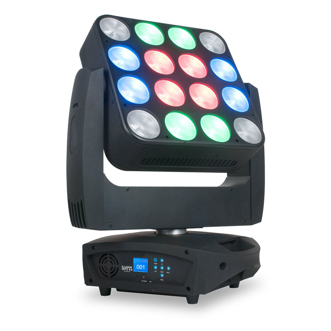 Đèn moving dotz, đèn moving head sân khấu.