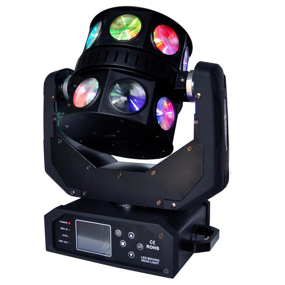 Đèn moving head cối xay ánh sáng, đèn moving head, đèn sân khấu