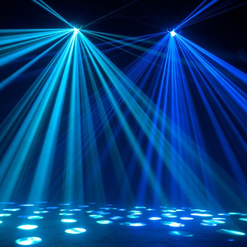 Đèn phù thủy, đèn scanner sân khấu, đèn sân khấu