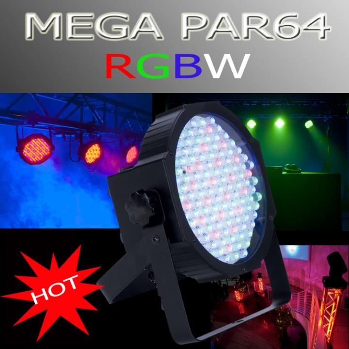 Mega par64 ,đèn par led sân khấu, các loại đèn par sân khấu.