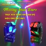 Đèn moving head Duro và hiệu ứng