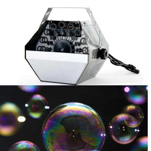 Máy thổi bong bóng Mini 1 quạt và hiệu ứng