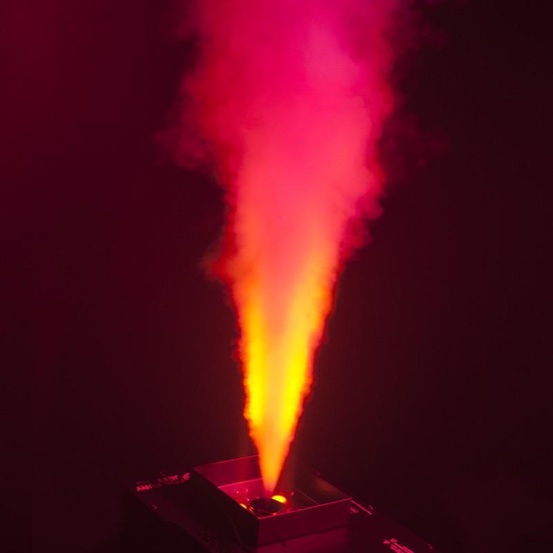 máy phun khói giả lửa