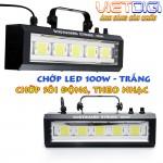 Đèn chớp LED 100W trắng