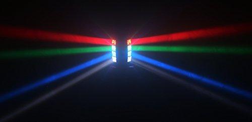 hiệu ứng ánh sáng đèn Mini Spider
