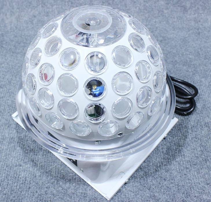 Đèn nấm Pha lê LED Laser