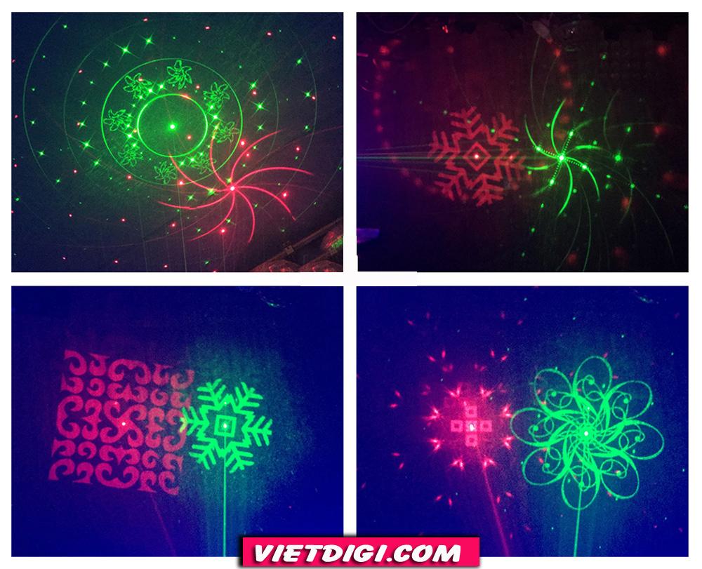 Các hiệu ứng của đèn