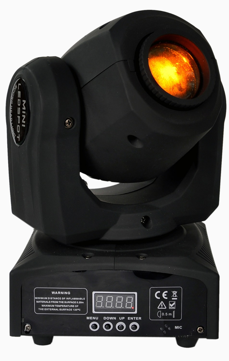 Đèn Moving head mini Spot 10W LED