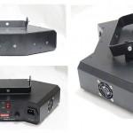 Các góc cạnh của đèn laser 6 mắt