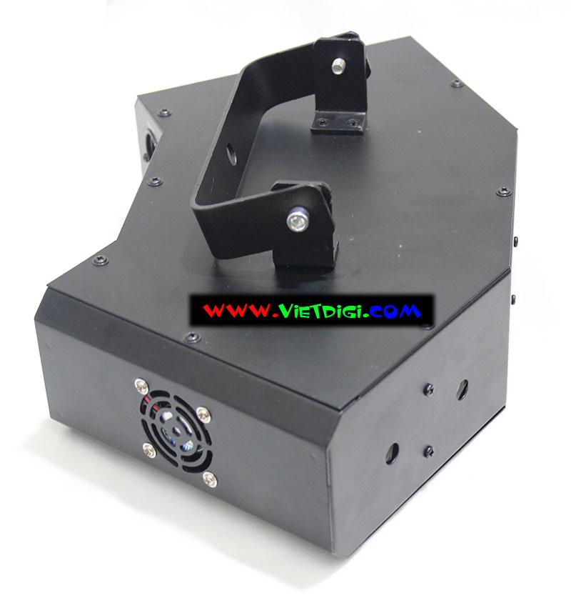 mặt trên của đèn laser Elisa