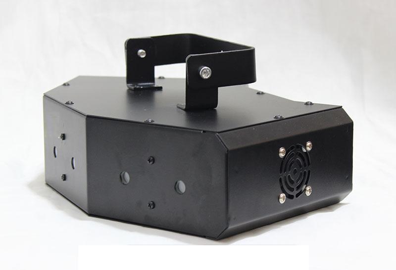 Đèn laser 6 mắt 3 màu Elisa