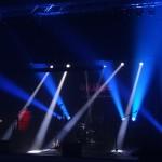 Beam 230 loại mới trên sân khấu